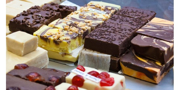 Fudge Selection