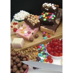 Fudge Gift Box (4 Bars)